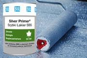 Битумный лак Icopal Silver Primer SBS для ремонта кровли